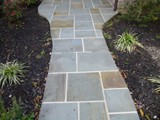 Flagstone Walkway and Entrance Stoop2