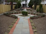 Garden Walkway Path and Pation