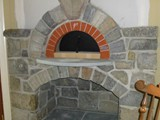 Pizza Oven Interior, Residential Custom